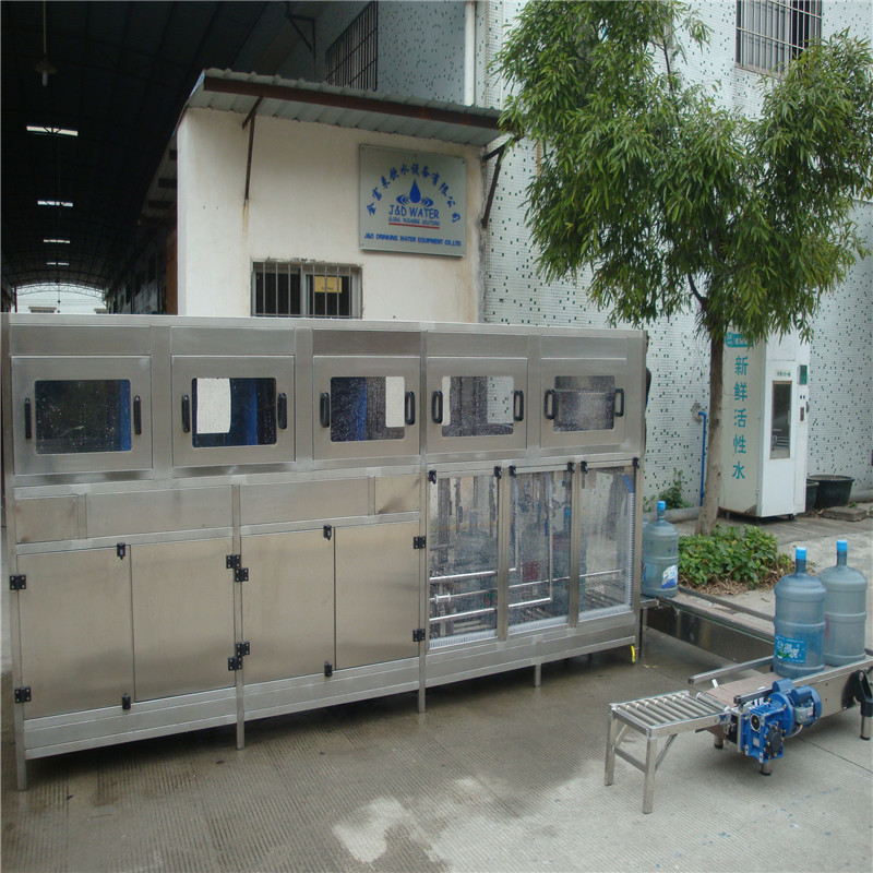 JNDWATER 5 Gallon Automatic Water Bottling  Filling Machine JND100