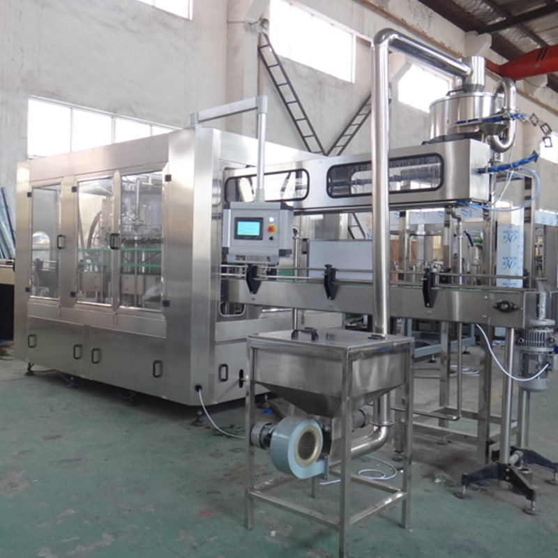 JNDWATER 3-10L Water Bottle Washing /Filling /Capping Machine JND 16-16-5