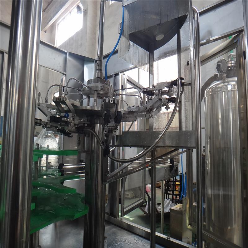 JNDWATER 3-10L Water Bottle Washing /Filling /Capping Machine JND 16-16-5