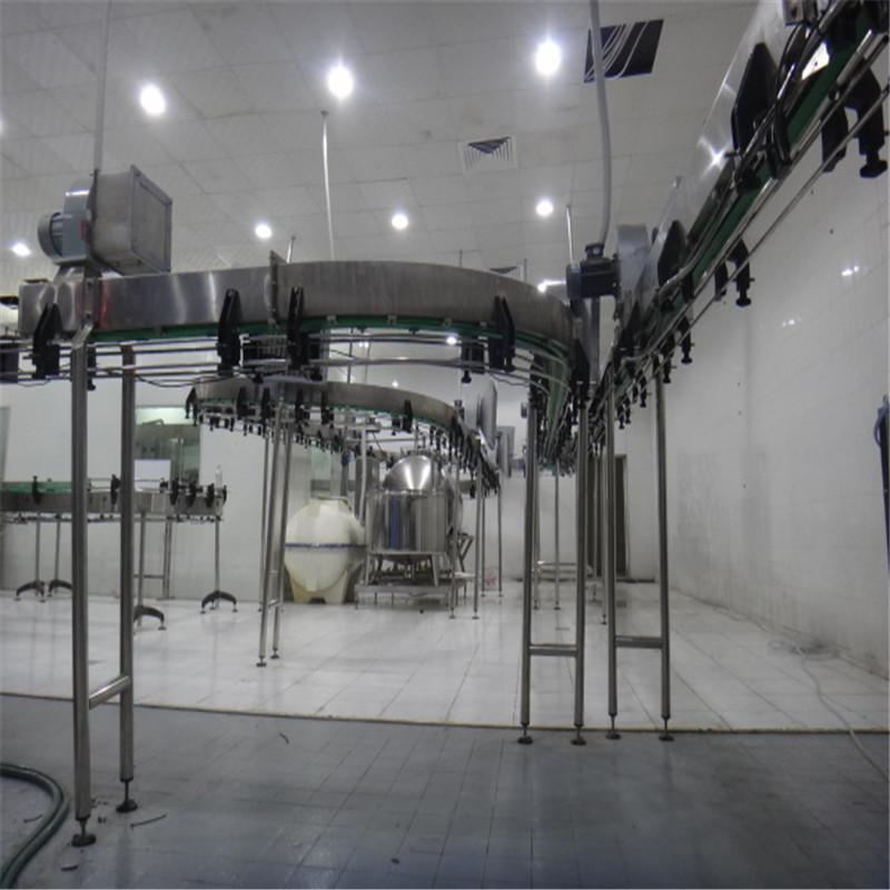 JNDWATER Beverage Conveyor Air Conveyor Systems Bottle Conveyor