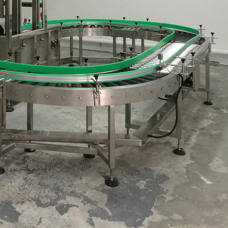 Gravity Roller Conveyor Powered Roller Conveyor Roller Conveyor JNDWATER