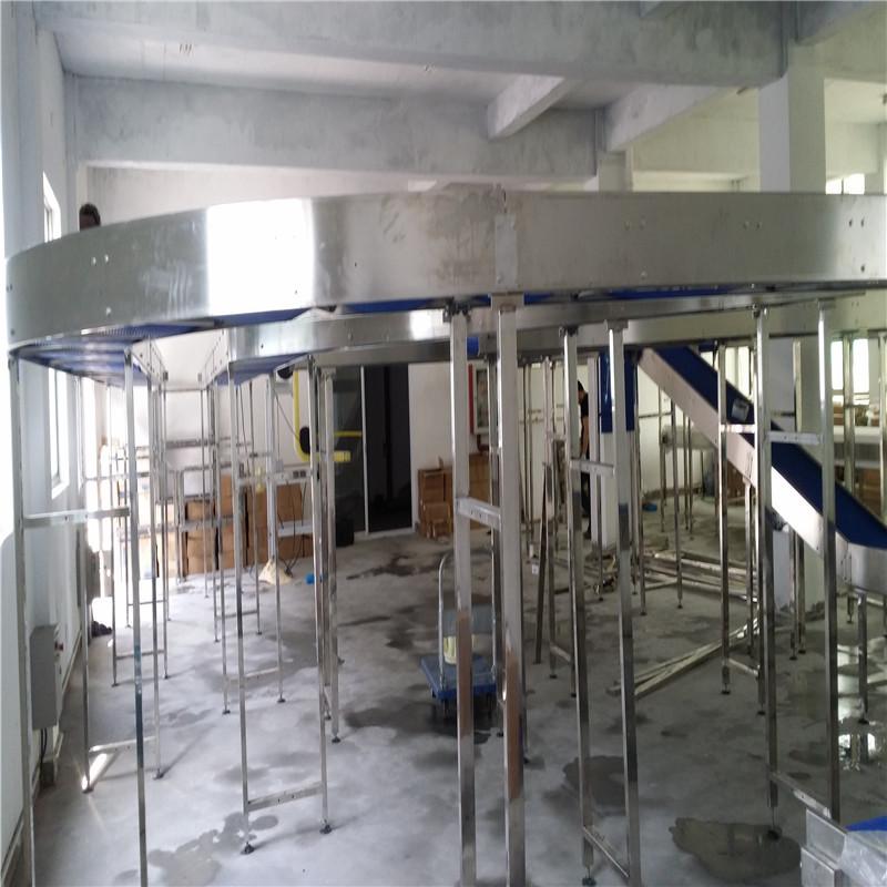 JNDWATER Slat Conveyor Conveyor Chain Manufacturers