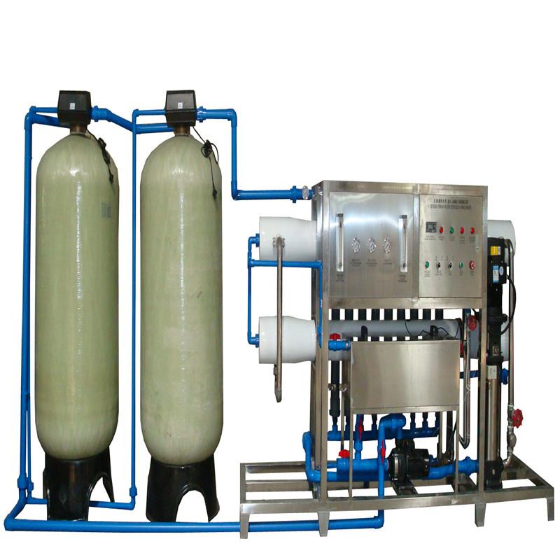 JNDWATER Reverse Osmosis Water Machine RO Filter Machine