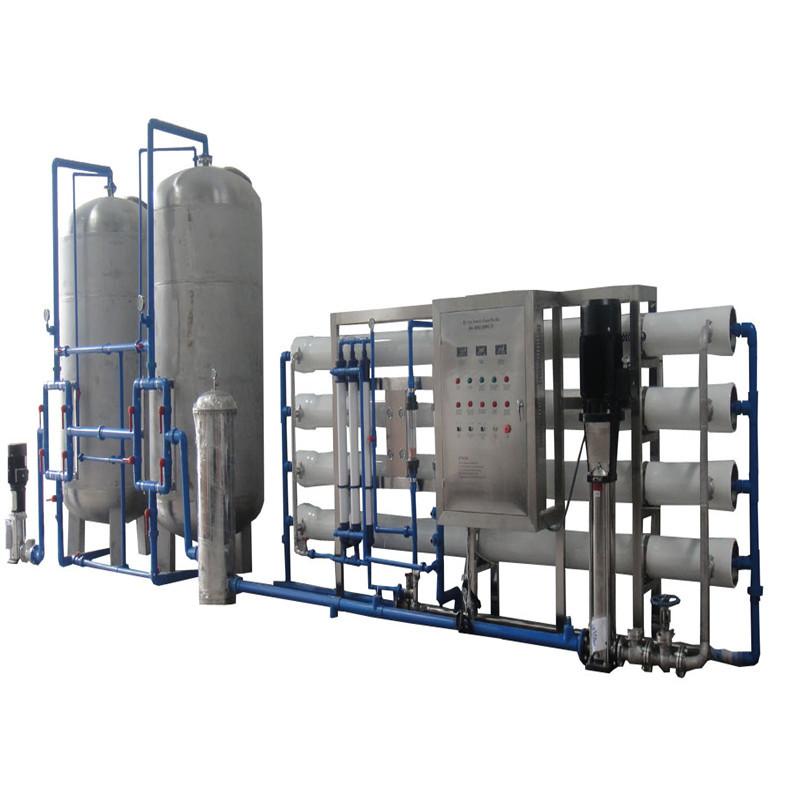 JNDWATER Stainless Steel Economic type Tank RO Water Treatment Equipment