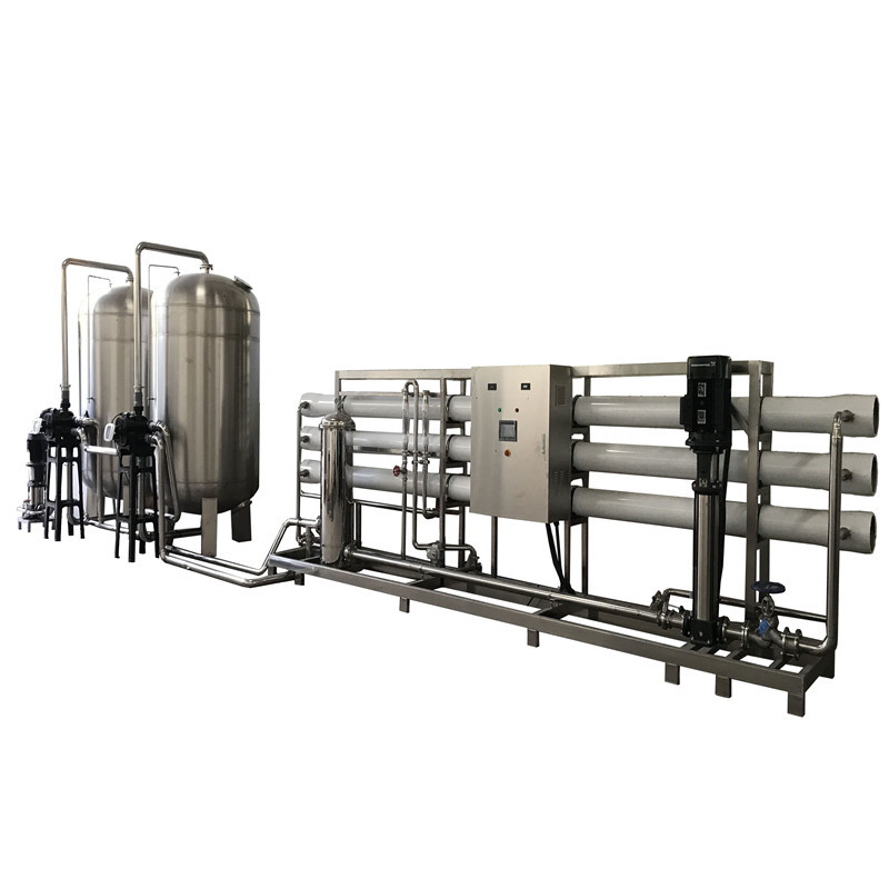 JNDWATER Stainless Steel Reverse Osmosis Water Treatment Machine