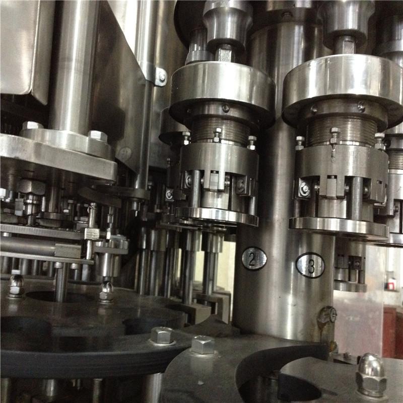 JNDWATER Glass Bottle Washing/Filling/Capping Machine