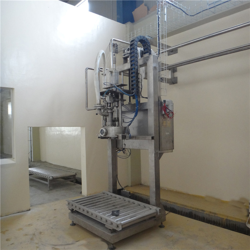 JNDWATER Aseptic Bag Filling Machine With 1 Head