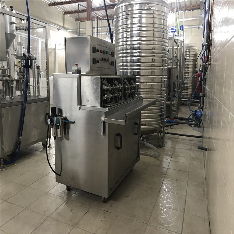 JNDWATER Sachet Filling Machine Automatic Bag Filling Machine