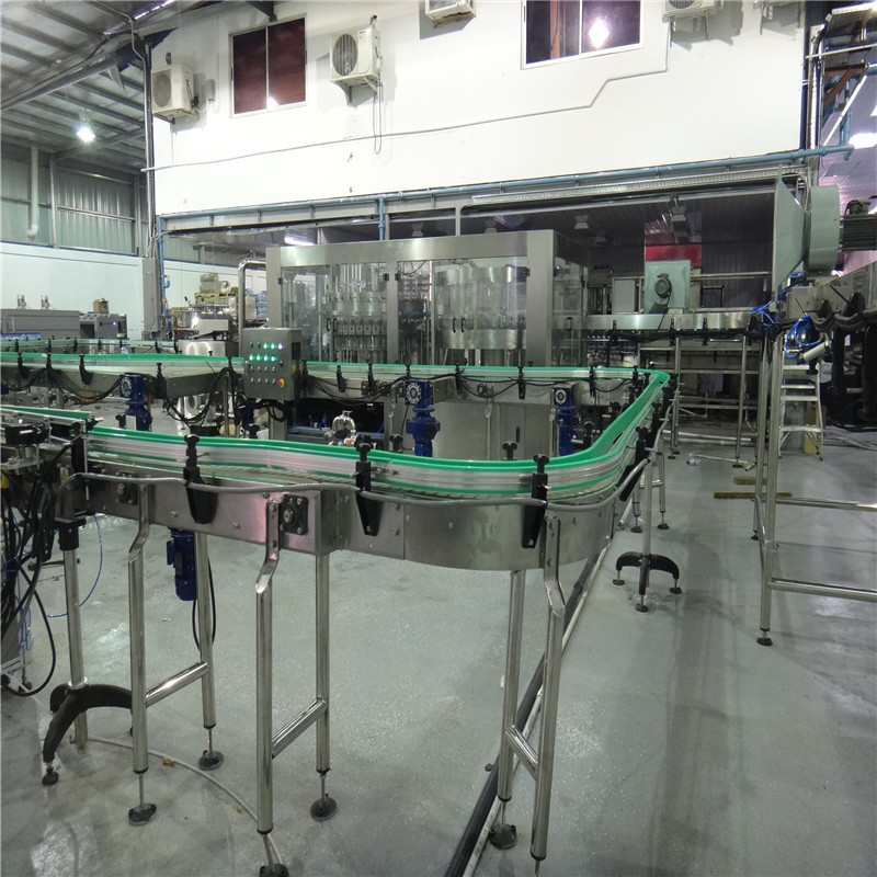JNDWATER Carbonated Washing/Filling/Capping Machine Bottling Machine