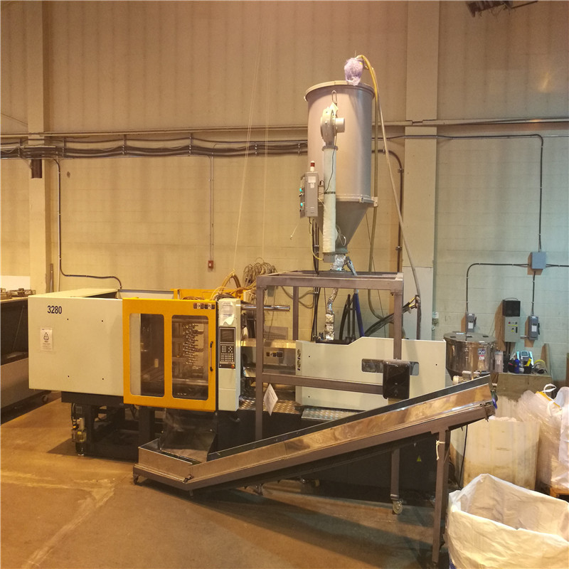 JNDWATER Plastic Injection Molding Machine For PET Preform & Cap