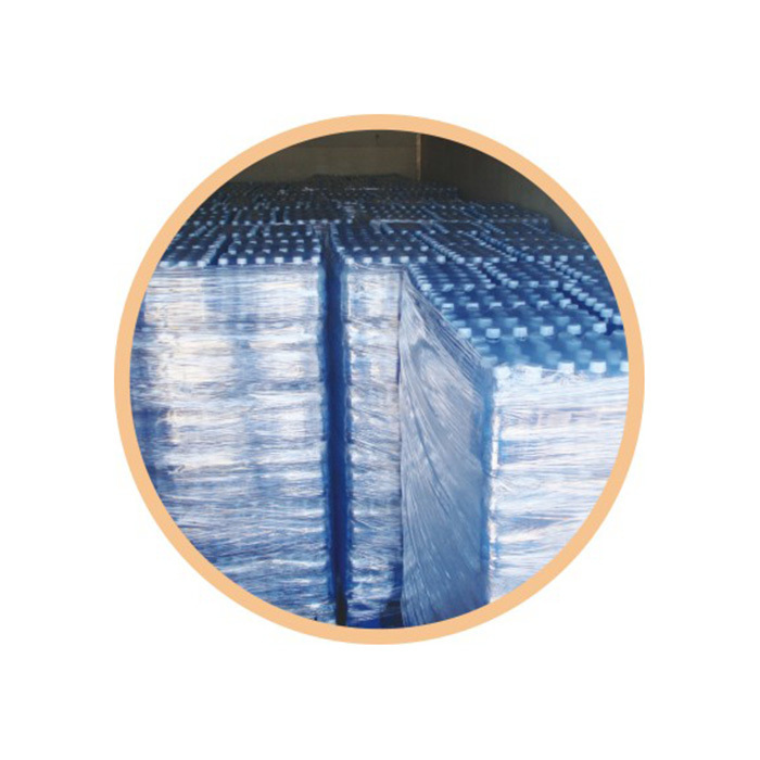 JNDWATER Pre-stretch Pallet Wrapping Packing Machine For Plastic Bottle