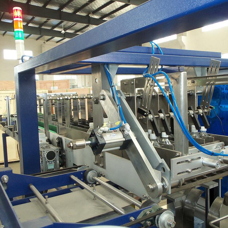 JNDWATER Wrap-around Carton Packing Wrapping Machine Cartoning Equipment