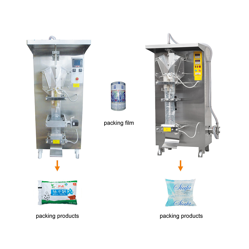 Automatic Liquid Bag Filling Machine