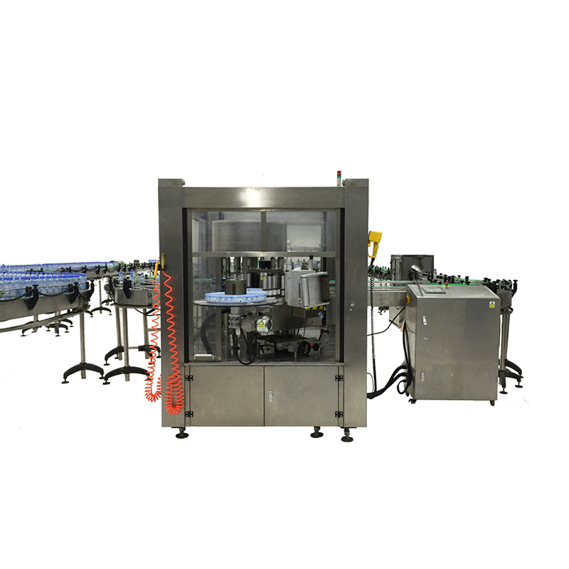 JNDWATER Automatic OPP Labeling Machine Water Bottle Labeling Machine