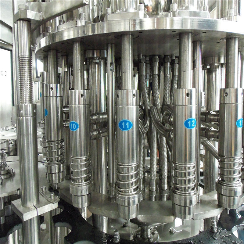 JD WATER-Manufacturer Of Bottle Capping Machine Automatic Jndwater Hot Drink Wa-1