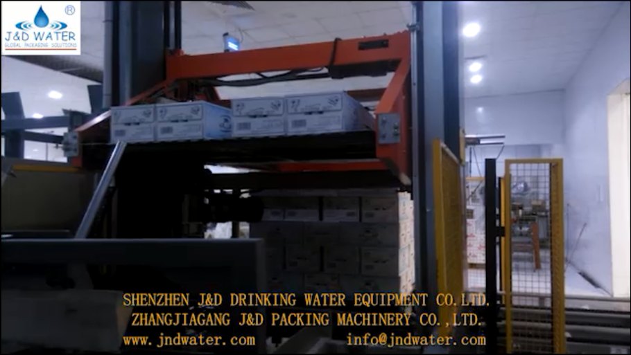 JNDWATER Palletizer