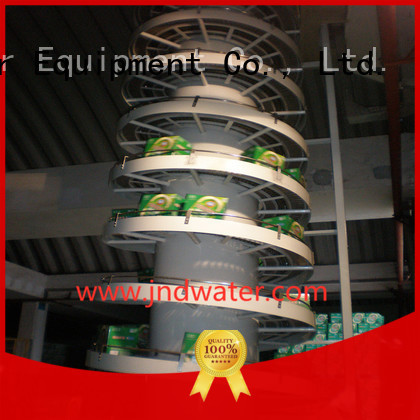 J&D WATER Brand conveyor belt chain conveyor belt steel