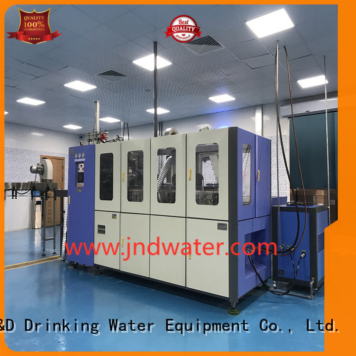 J&D WATER Brand machine machinejd bottle custom semi automatic pet blowing machine price