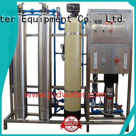 reverse water treatment osmosis ro machine J&D WATER