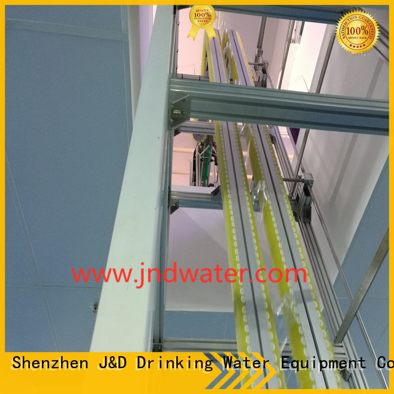 J&D WATER Brand chain conveyor chain conveyor belt