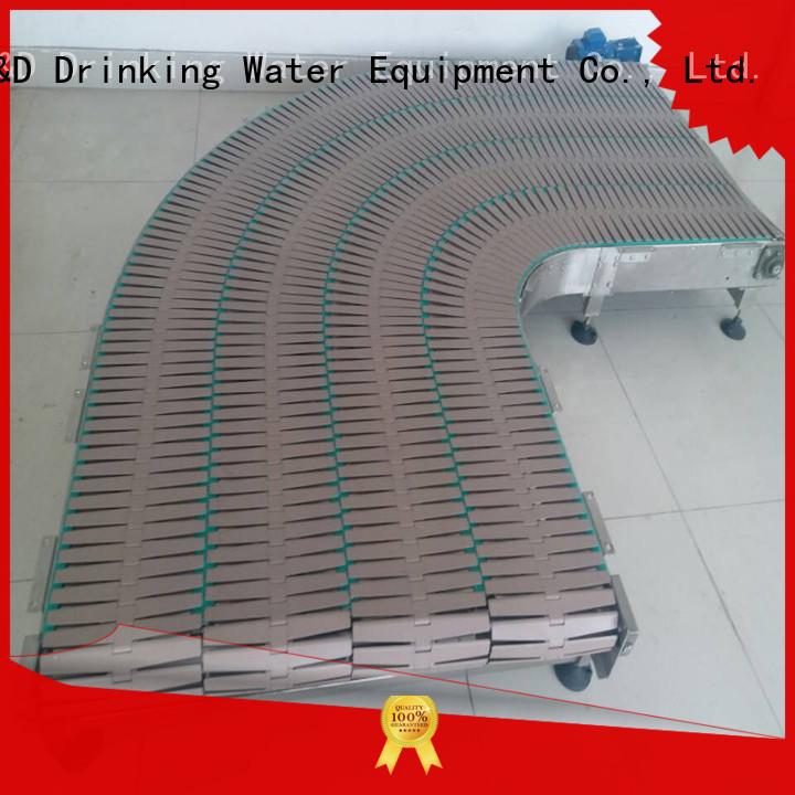 steel chain chain conveyor stainless J&D WATER Brand
