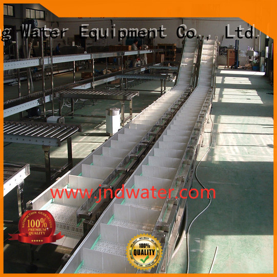 chain conveyor belt steel material chain Warranty J&D WATER