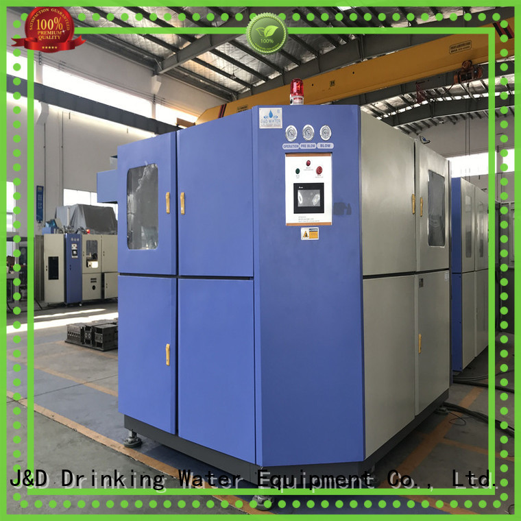 Quality J&D WATER Brand blowing pet blowing machine