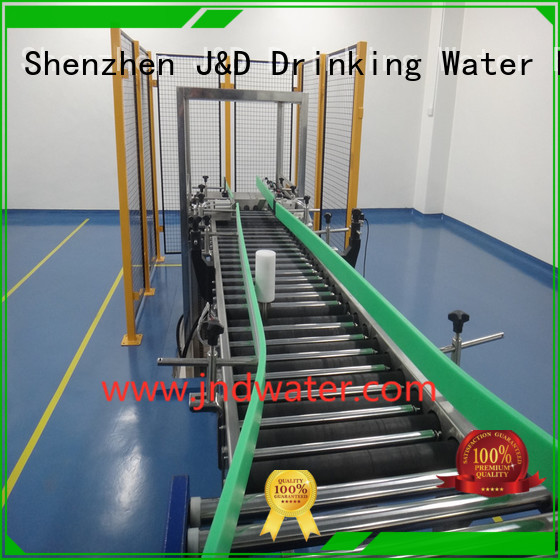 J&D WATER Brand conveyorjd roller water gravity roller conveyor water