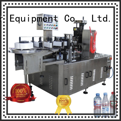 opp Custom melt water bottle labeling machine bottle J&D WATER