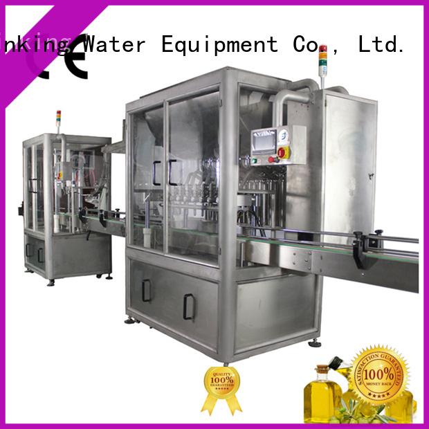 jnd filling sealing machine oil J&D WATER company