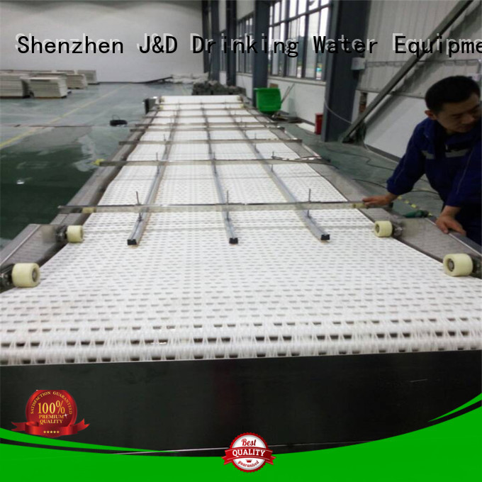 Quality J&D WATER Brand material chain chain conveyor