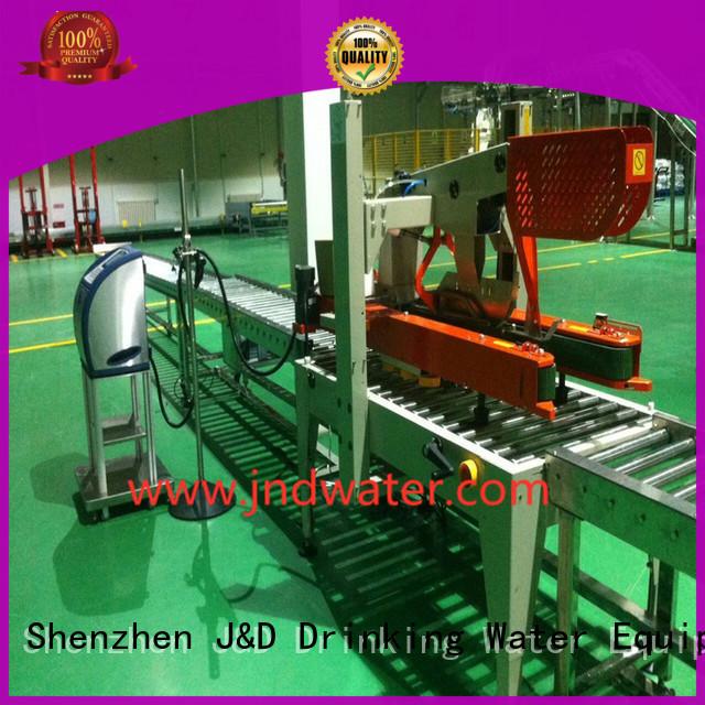 water Custom conveyorjd gravity conveyor roller J&D WATER