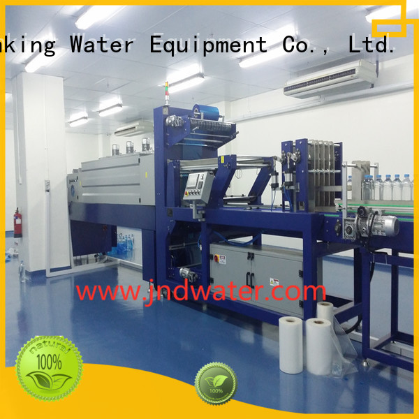 packing wrap shrink wrap machines for sale J&D WATER manufacture