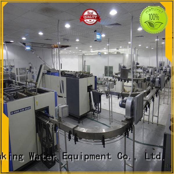 conveyor bottle J&D WATER Brand air conveyor systems factory