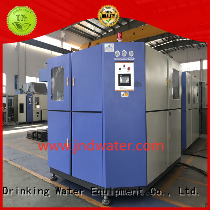 blow blowing automatic pet blowing machine J&D WATER Brand company
