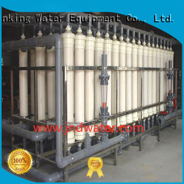 treatment equipment mineral mineral water filter machine price J&D WATER manufacture