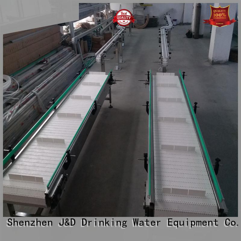 J&D WATER Brand belt material chain conveyor belt