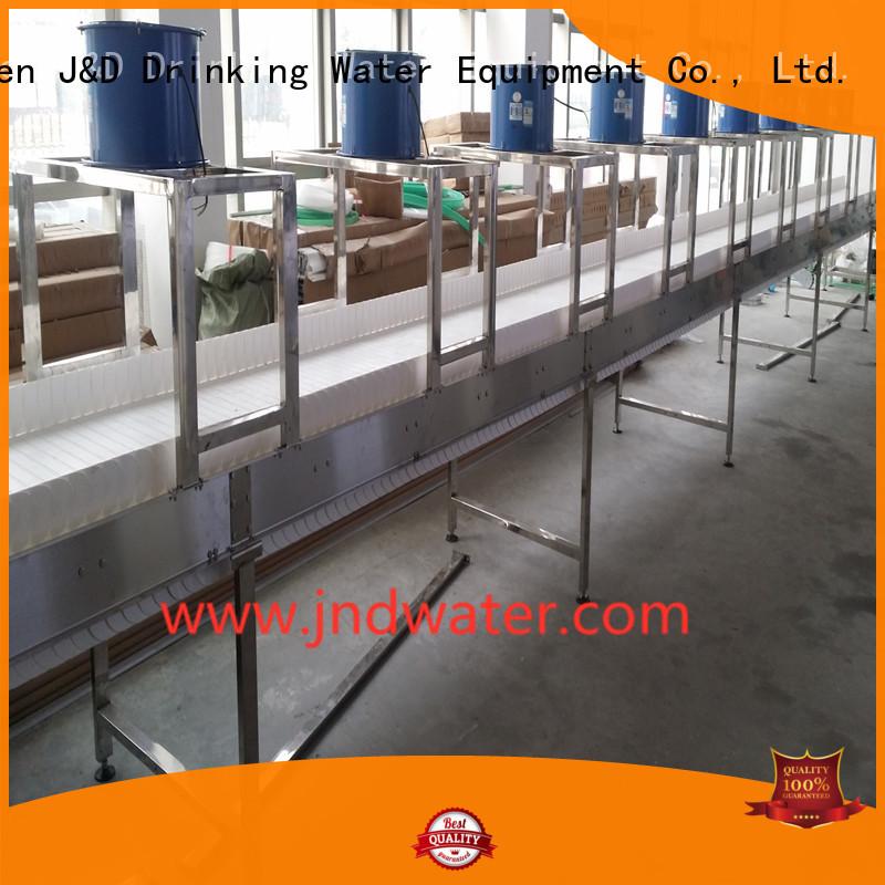 belt conveyor chain chain conveyor J&D WATER
