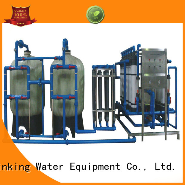 Custom water mineral water plant machinery treatment J&D WATER
