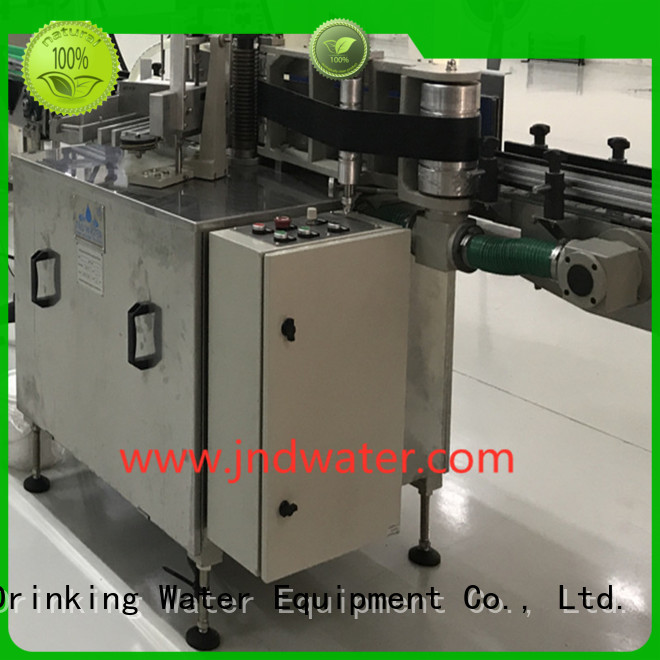 J&D WATER Brand automatic labeling machine manufacturer glue supplier