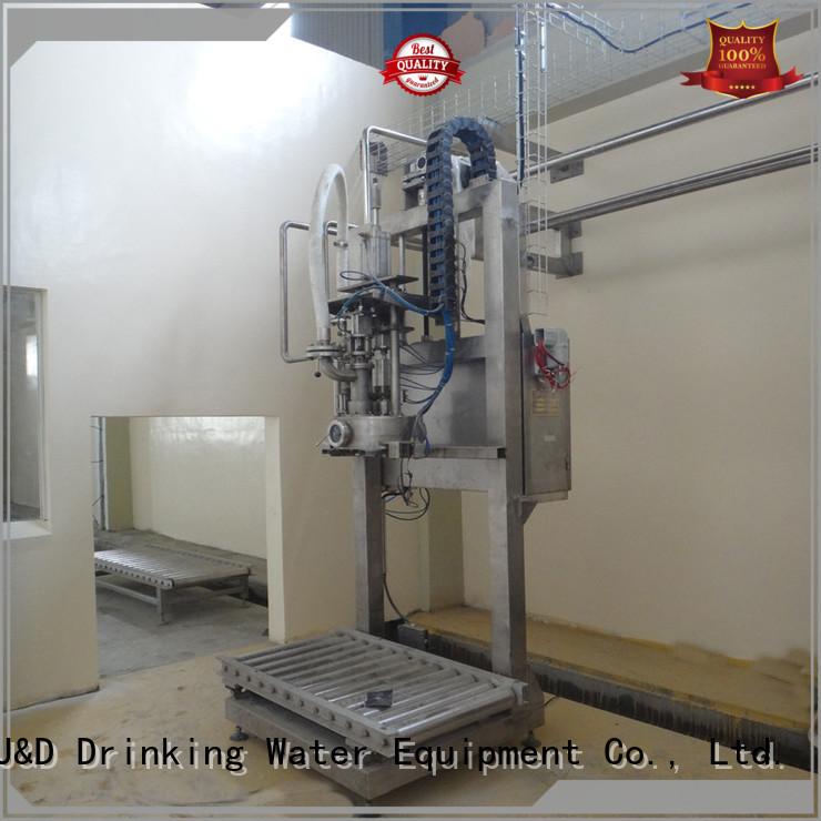 automatic bagging machine machine bag J&D WATER Brand