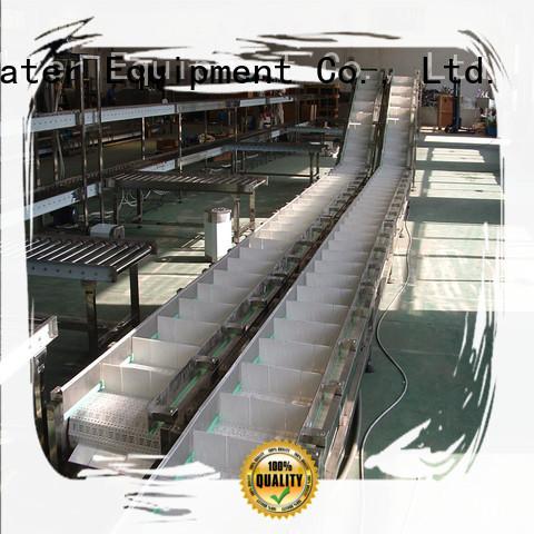 belt chain conveyor material J&D WATER company